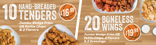 BASKETBALL PACK MEALS image